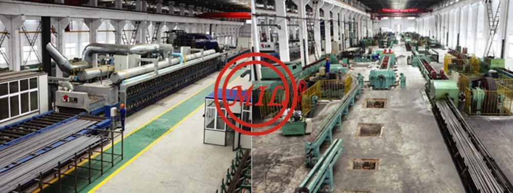 ASTM A106,ASTM A179,ASTM A192,ASTM A210,ASTM A213,BS 3059,EN10216 Boiler Tube  7