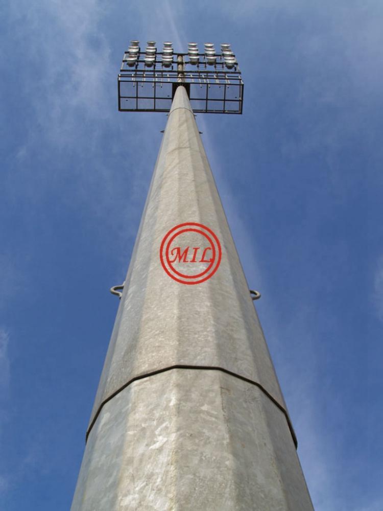 塔杆、照明燈杆 14