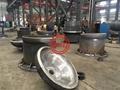 ASTM A595 A,ASTM A572 50/65,EN 10219 S355 Flanged Steel Pole,Steel Tubular Tower