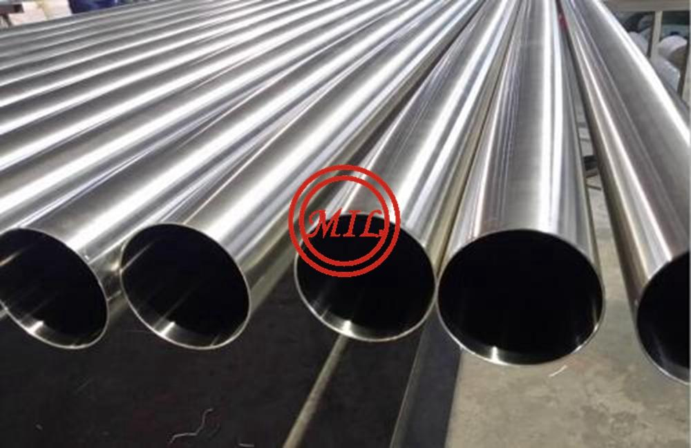 EN 10357/EN 10217- 7 (formally DIN 11850) in 304 & 316L Hygeniec Stainless Steel Tube