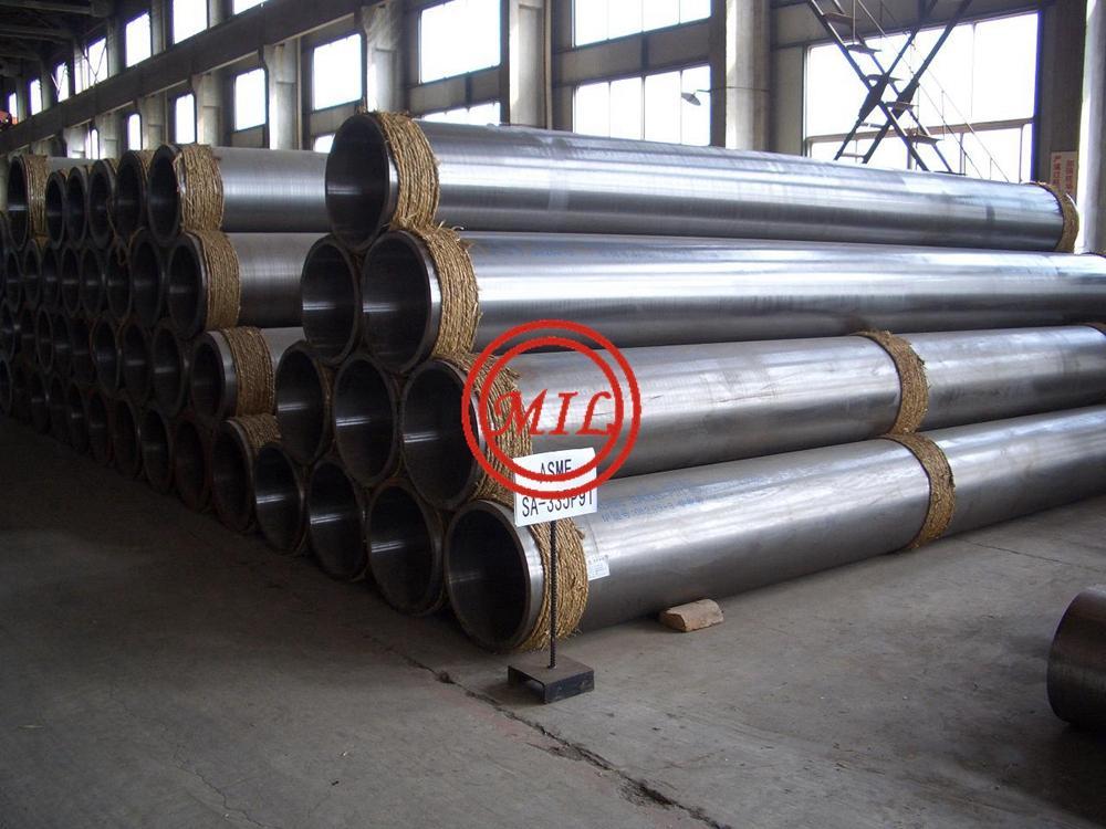 ASTM A335/ASME SA335高温用铁素体合金无缝钢管 4