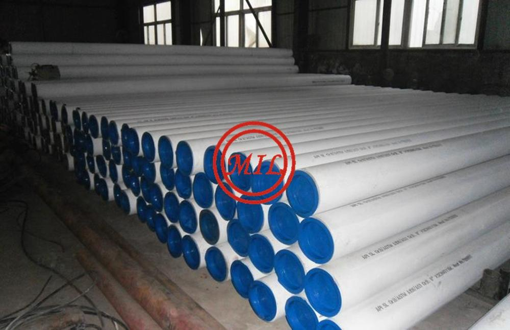 API 5L X60 PSL 3+ISO 3183-3+DIN30678+EN 10286+NFA 49-711 External Three-Layer Polypropylene Coated Seamless Steel Pipe