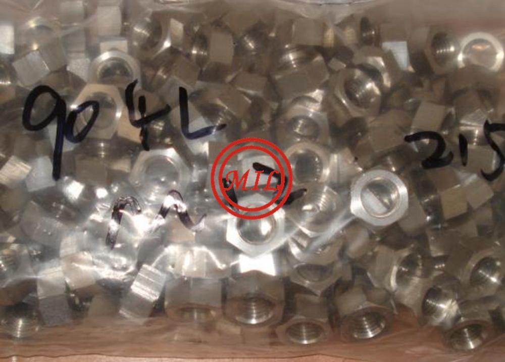 904L-1.4529 Hexagonal Nuts