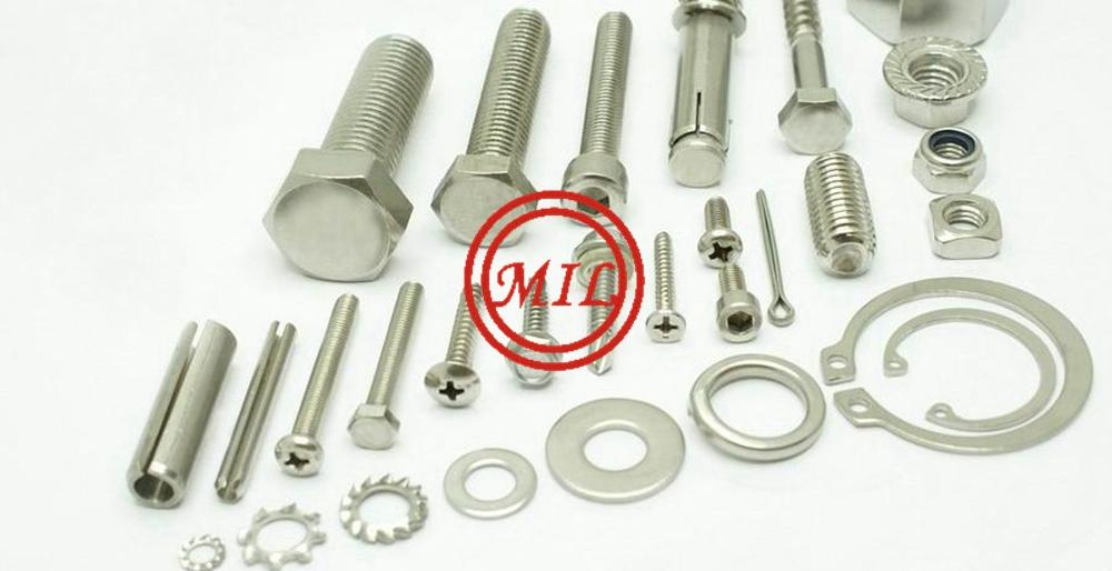 Inconel 600 Bolts & Nuts