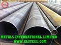 ASTM A252,AS 1163 C350,EN10219 S355,EN 10225,JIS A5525 Foundation Pile,Pipe Pile