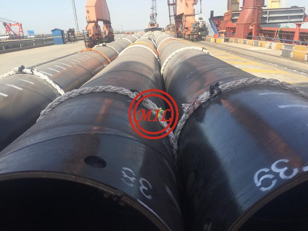 環氧塗覆鋼管樁,樁管 13