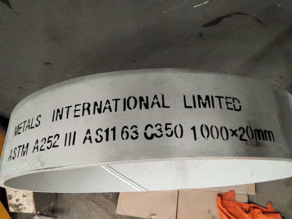 環氧塗覆鋼管樁,樁管 15