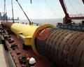 ASTM A572 GR50,API 5L X65,EN10219 S355JOH,S420MH STEEL PIPE PILE,MONOPILE