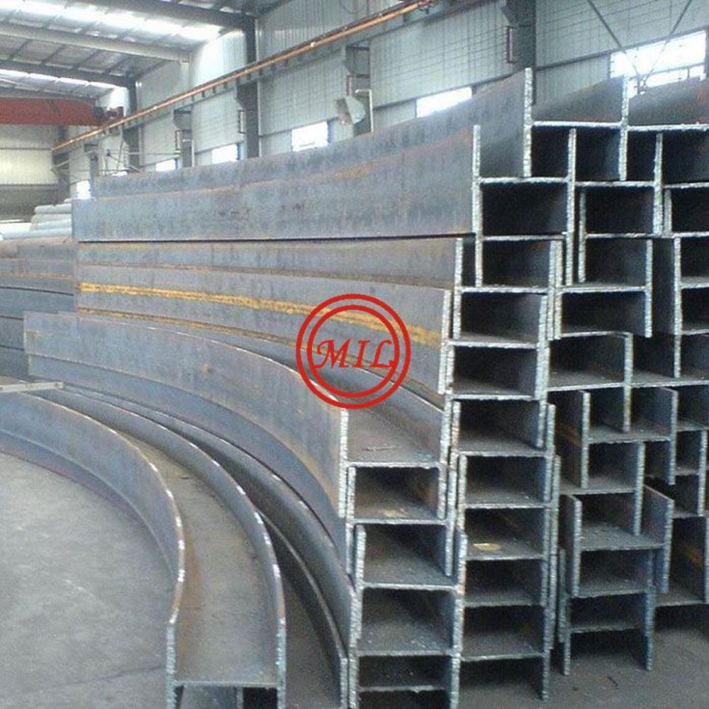 冷彎彎管、拉彎型材、鋼結構件 12