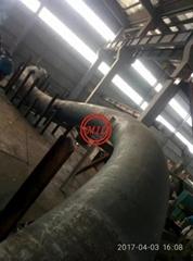 冷弯弯管、拉弯型材、钢结构件