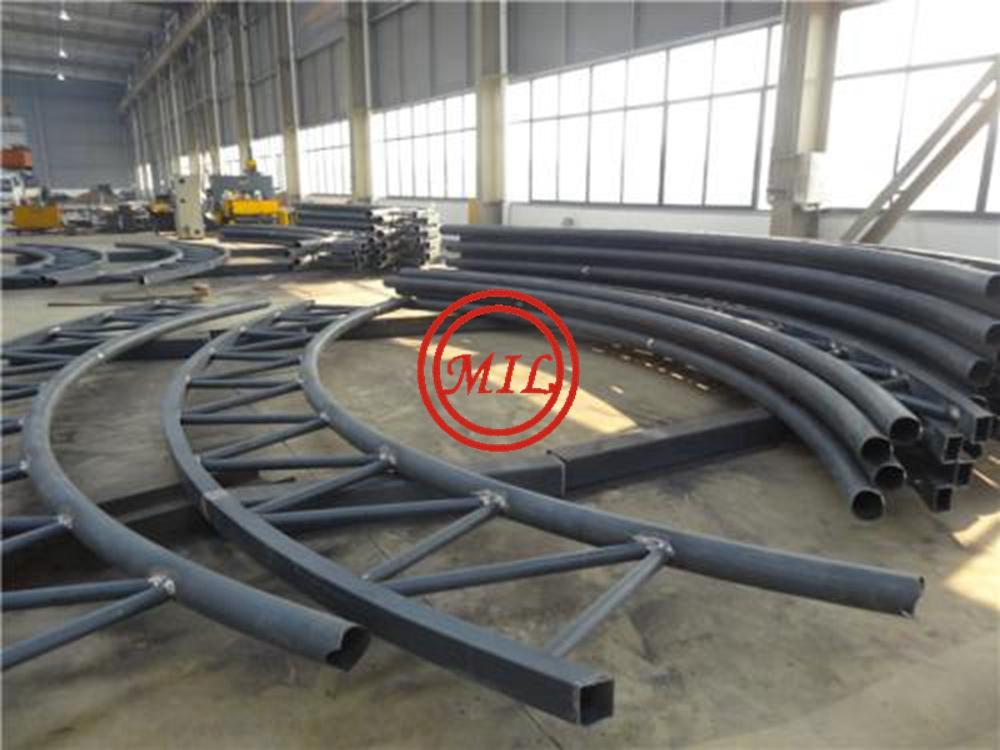 冷彎彎管、拉彎型材、鋼結構件 5