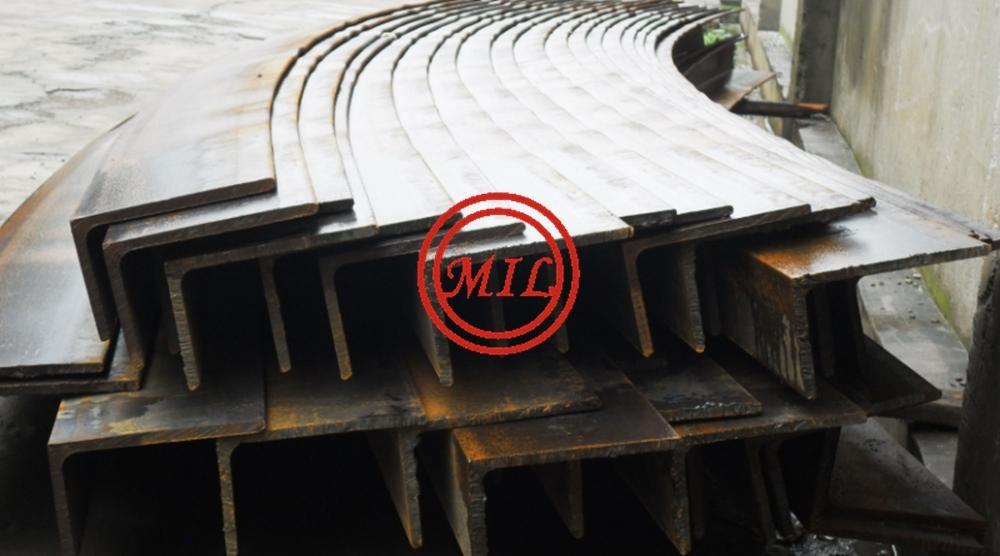 冷彎彎管、拉彎型材、鋼結構件 9