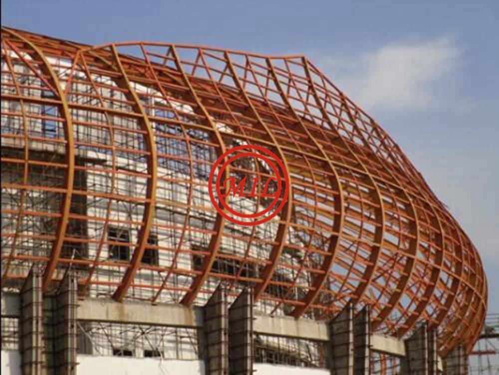 冷彎彎管、拉彎型材、鋼結構件 13