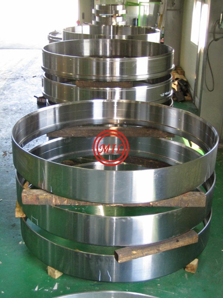 25CrMo4 machined ring