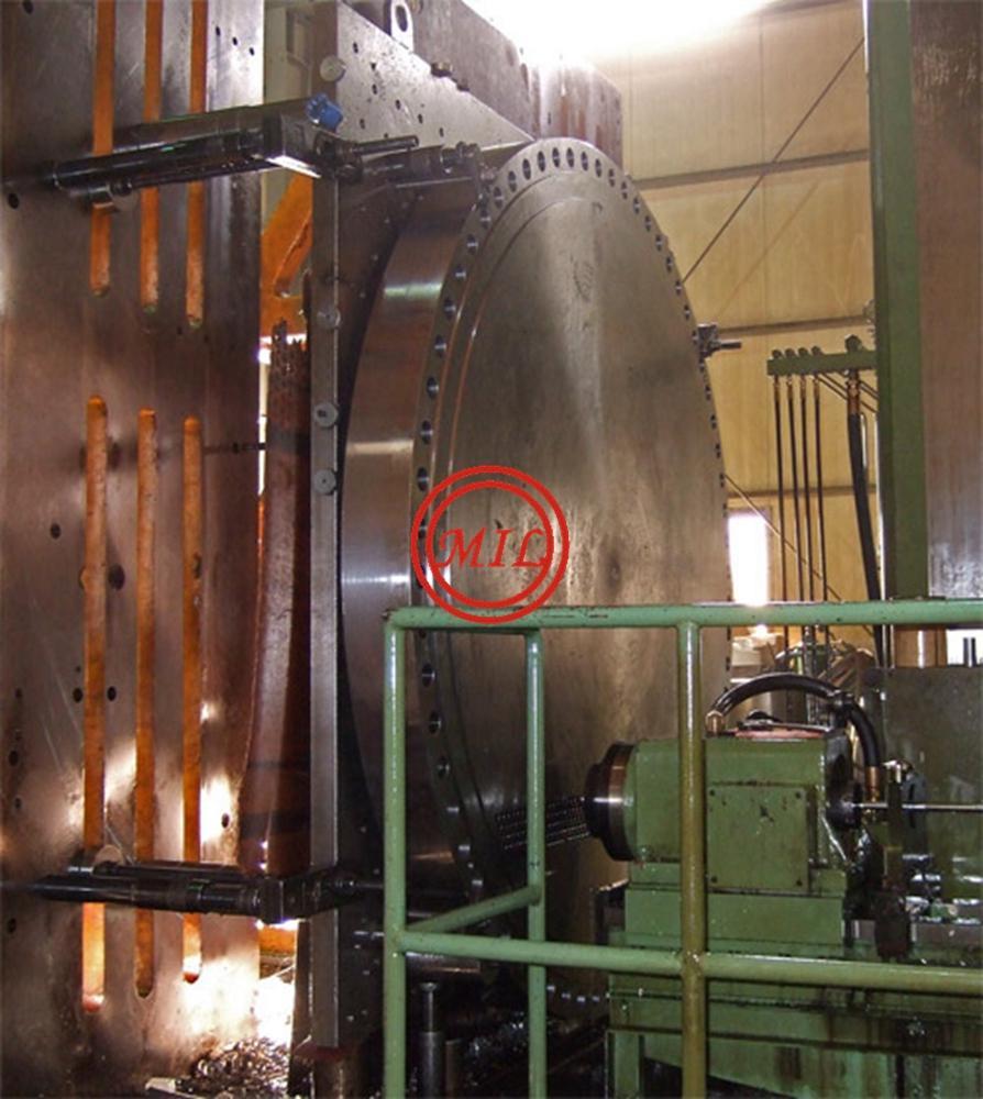 ASME SA266 CL4 TUBESHEET