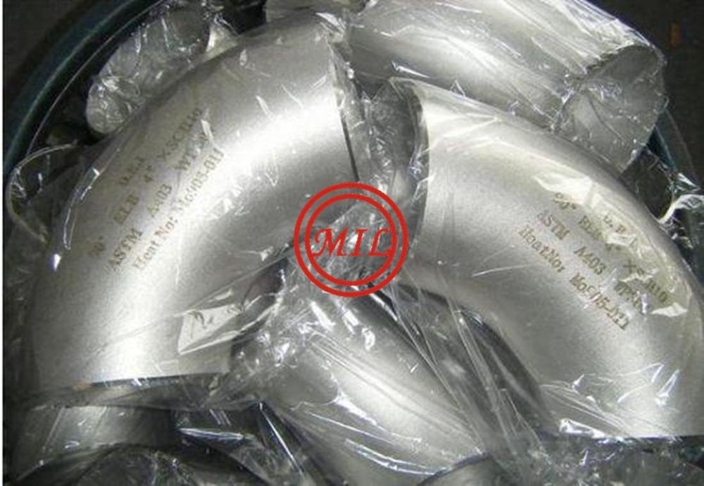 ASTM A403 WP304 STAINLESS STEEL ELBOWS