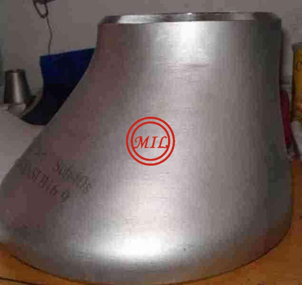 ASTM A403 WP316 STAINLESS STEEL ECCENTRIC REDUCER