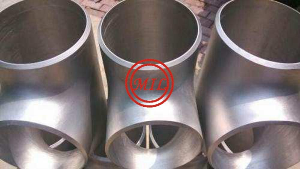 ASTM A403 WP316Ti STAINLESS STEEL TEES