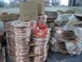 ASTM B68,ASTM B75,ASTM B280,DIN1787,EN1057 Pancake Coils/Copper Coil Tubing