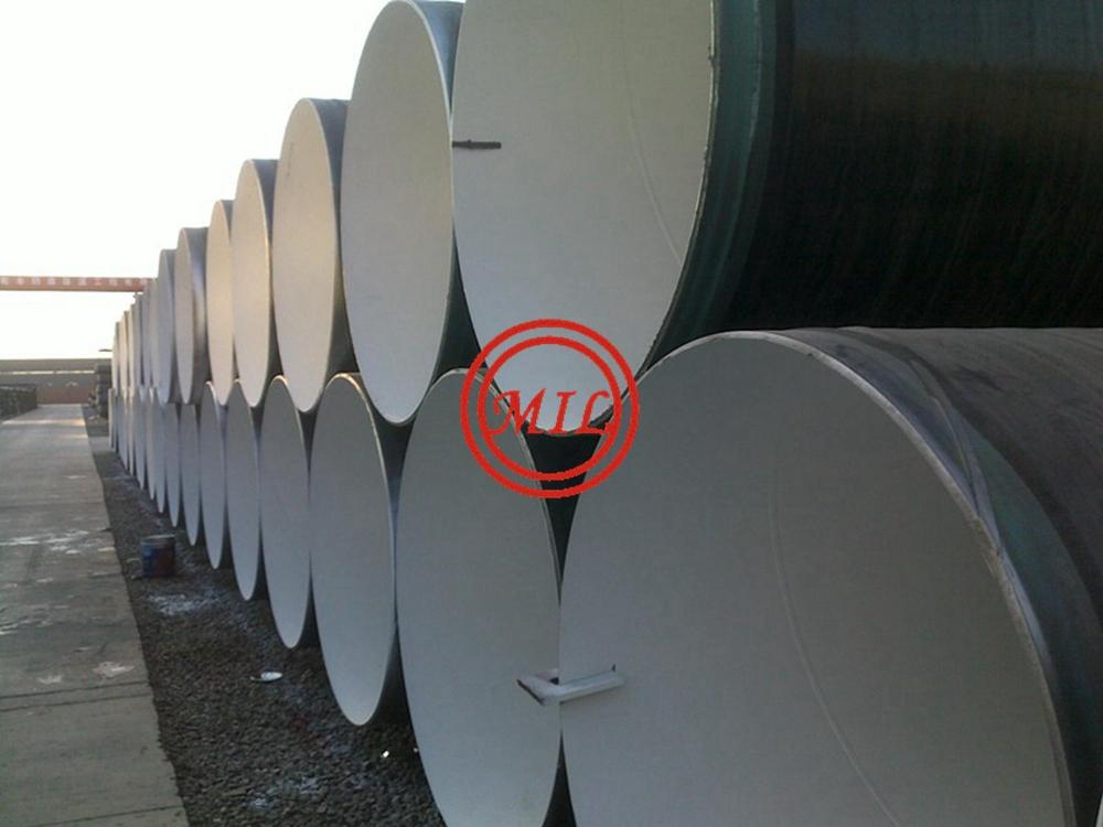 ASTM C205 Cement-Mortar Protective Lining and Coating for Steel Water Pipe