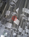ASTM A554 AISI304 STAINLESS STEEL ROUND TUBE MIRROR FINISH