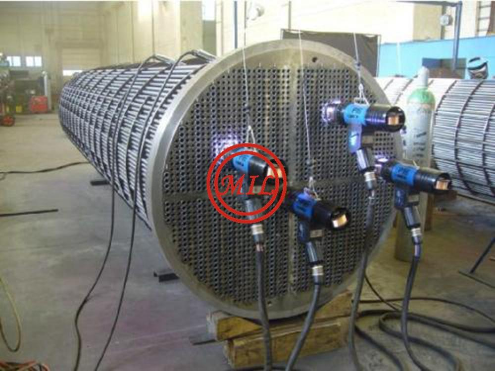 C200/C210 – TEMA type AEL/BEM or NEN fixed tubesheet shell & tube heat exchanger