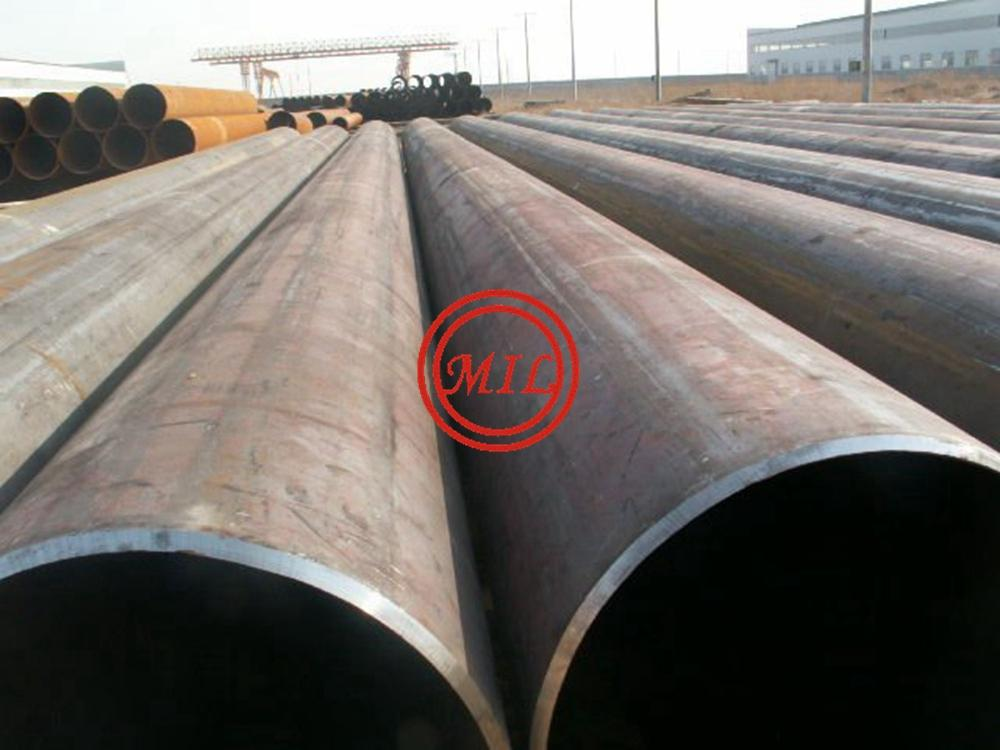 ASTM A671 C55 CL12 ELECTRIC FUSION WELDED PIPE