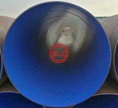 AWWA C200,ASTM A53,ASTM A252,AS 1163,EN 10219-1,EN 10224 Water & Structural Pipe