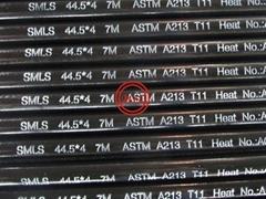 Heat Exchanger Tube-ASME SA213 T5,T9,T11,T12,T22,T91,DIN 1717,EN10216