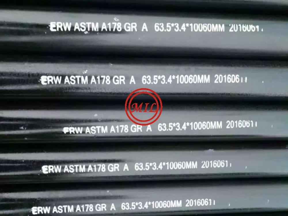 ASTM A178 ERW BOILER TUBE