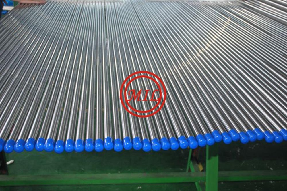 ASTM A249 TP304/304L BRIGHT ANNEALED STAINLESS STEEL TUBE