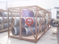 API 5L X70 PSL2 DUAL FBE COATED ERW INDUCTION BENDS