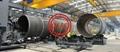 ASTM A572 GR.50 WIND POWER FOUNDATION STEEL PIPE