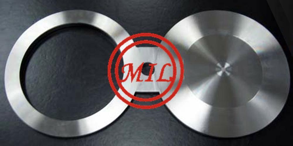 ASTM B16.48 ASTM A182 F304L SPECTACLE BLIND FLANGE