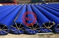 ASTM A252,AWWA C200,AS 1579,EN10025-2,EN10219-1 FLANGED STEEL PIPE,DREDGED PIPE