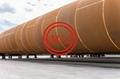 API 2B,ASTM A252,BS 3601,DIN 1626,EN 10217-3/5,EN 10255 Driving Shoe,Jacket,Ring