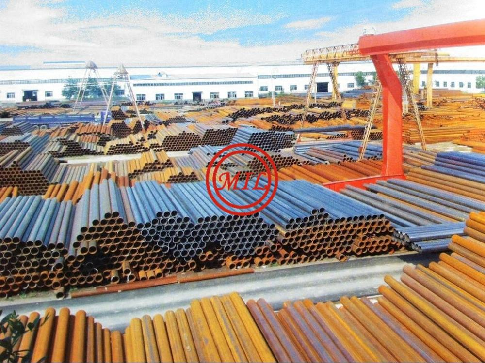 ERW PIPE STOCKING