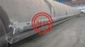 EN 10219-1 S355J0H STEEL PIPE PILES WITH L-T CLUTCH
