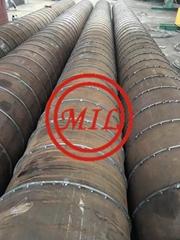 ASTM A252,AS 1163,EN10219 S355,EN 10225 STEEL PIPE PILES WITH BACK-UP RINGS/BARS