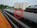 AS 1579/AS 1163 C350 PIPE PILES +ISO 12944/AS 1750 Interzone 954 BLACK COATING