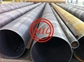 ASTM A252 GR.2 STEEL PIPE PILE WITH P-T JOINT