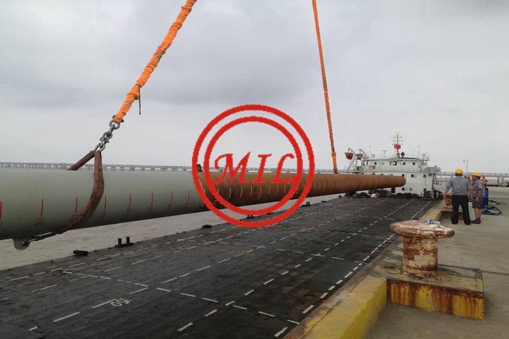 海上用打樁管 9