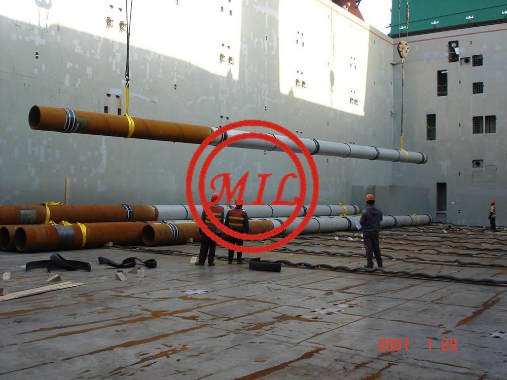 海上用打樁管 10