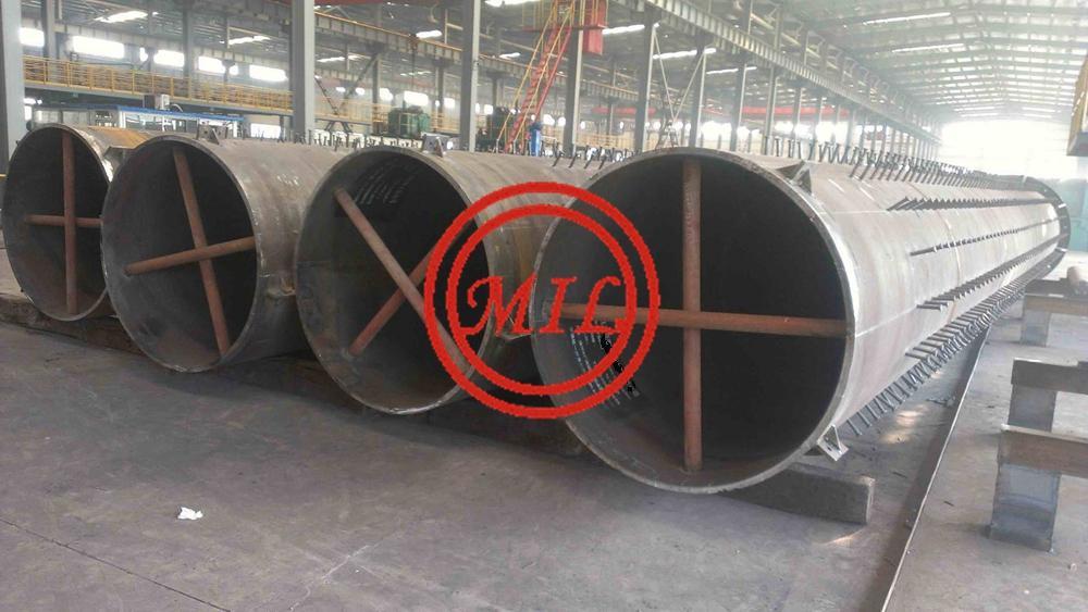 栓釘型鋼管樁 1