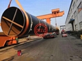 ASTM A252,AS 1163,AS 1579, EN10219-1 S355,DIN 17172 STEEL PIPE PILES