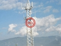 ASTM A595,DIN 4131,BS 8100 Communication Tower & Pole,Antenna Monopole