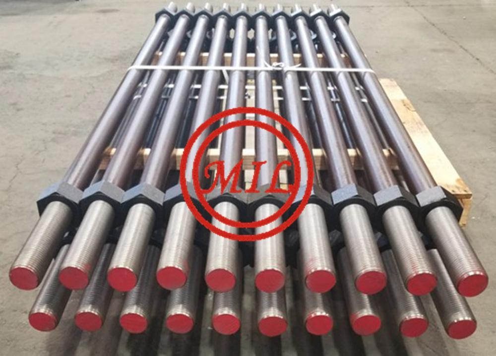 ASTM F1554 GR.105 ANCHOR BOLTS
