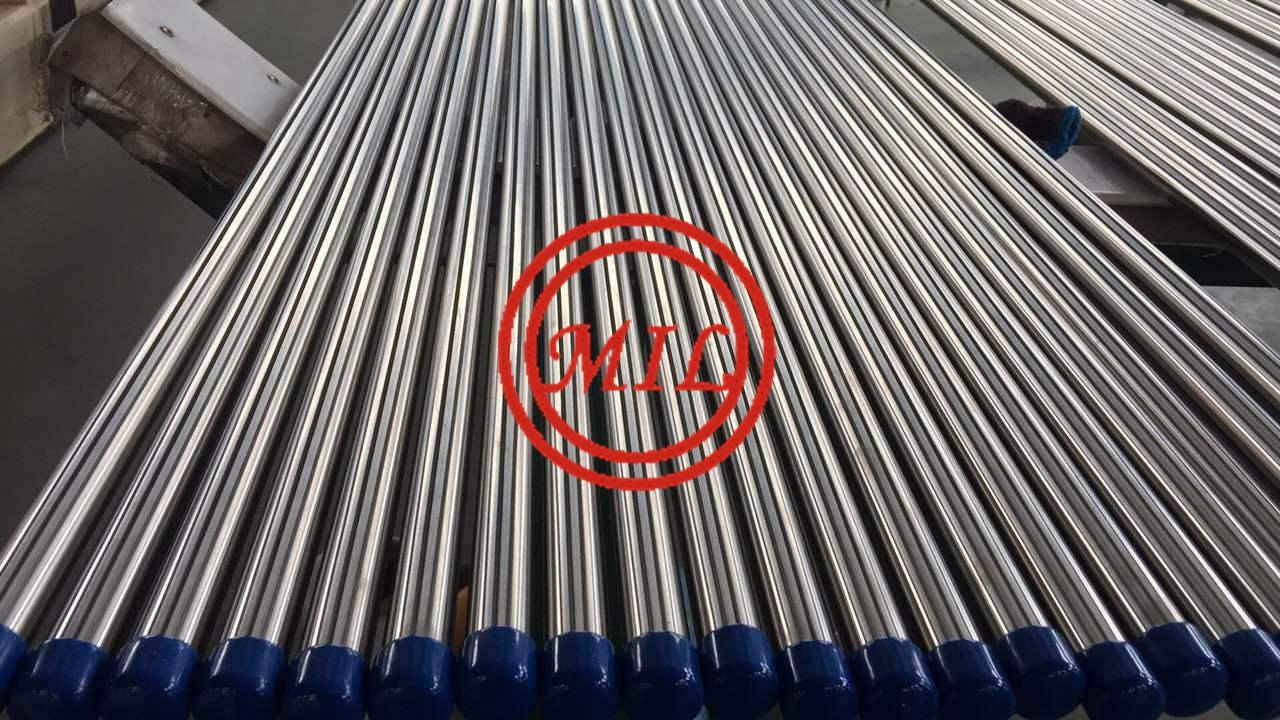 ASTM A269 TP304/304L STAINLESS STEEL BRIGHT ANNEALED TUBE