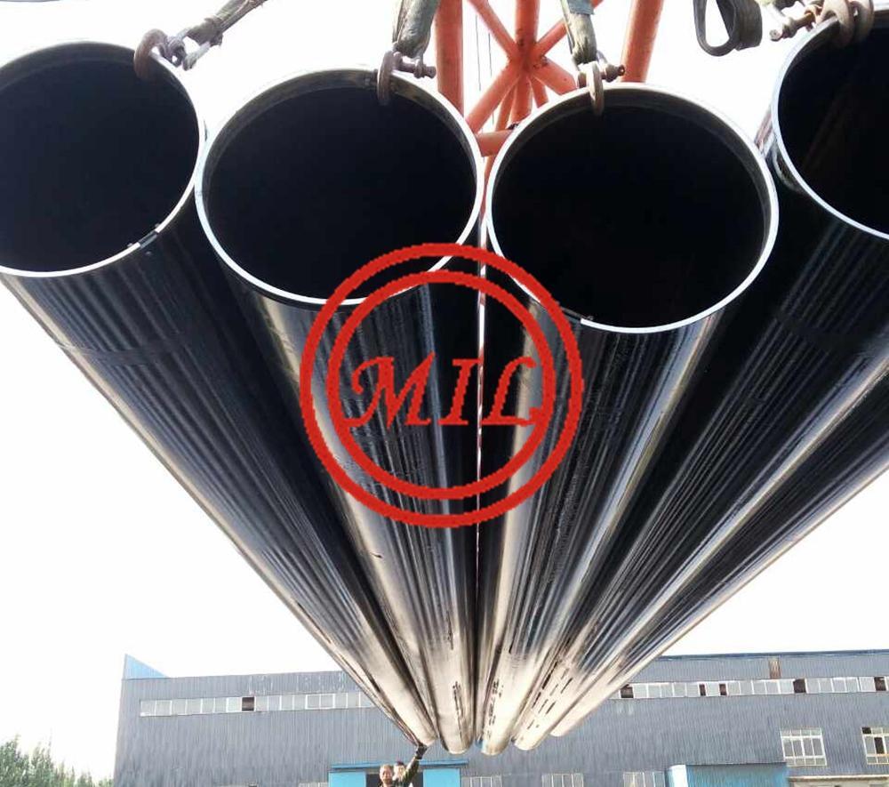 EN 10219-1 S355/ASTM A252 GR.3/DIN 2458 St.52.0