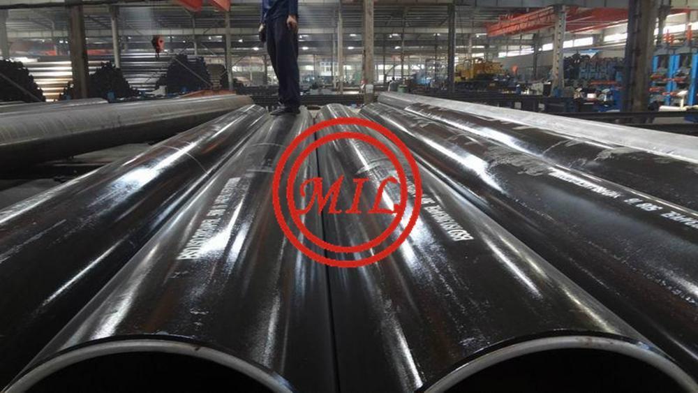 ASTM A53 B/EN 10219-1 L245/AS 1163 C250 ERW PIPE